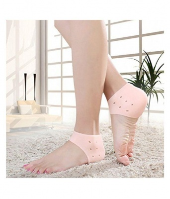 Holy Ratna Silicon Dry Hard Crack Heels Foot Protector