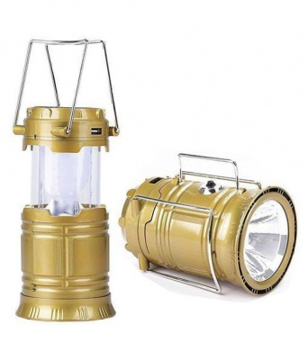 Solar& Electric -Multi color (Pack of 1) Lanterns