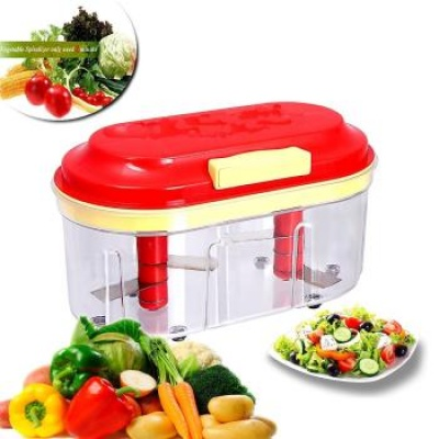 Holy Ratna Dual Plastic Manual Chopper