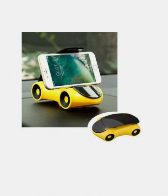 Car Mobile Holder Single Clamp for Car Dashboard
