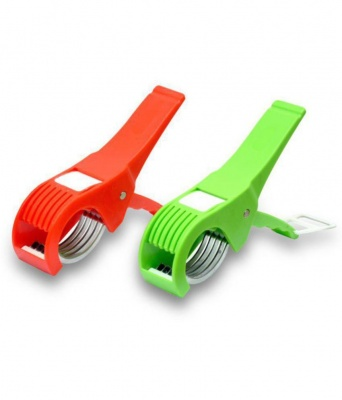 Ankur 2 in 1 Vegetable Cutter Combo