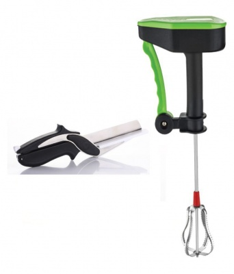 Excel Karts Combo of Power free Hand Blender & Clever Cutter