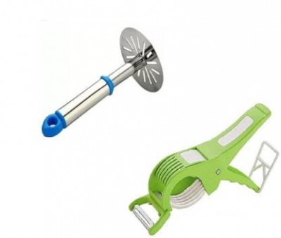 Combo of Vegetable Cutter & Pottato Masher