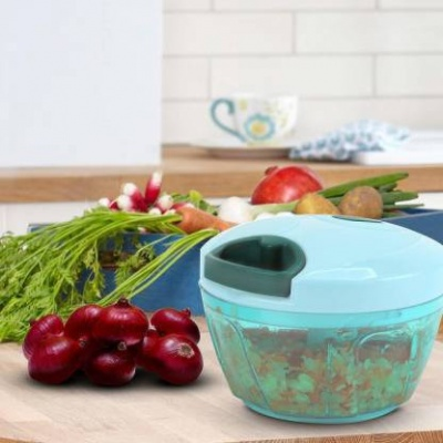 Food Chopper, Compact & Powerful Hand Held Vegetable Chopper