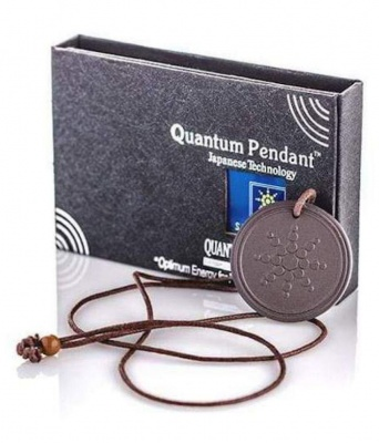 Quantum Pendant Scalar Energy - Japanese Technology