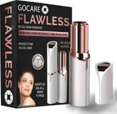 Flawless Electronic Facial Hair Remover Shaver For Women Strips  (1 Strips)