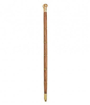 Holy Ratna Wooden Morning Walking Sticks 23 Inches