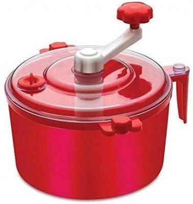 Dream value Plastic Manual Automatic Atta Roti Dough Maker- for Home (Multicolor)