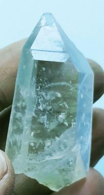 Holy Ratna Natural Himalyan Clear Crystal Quartz +AAA Top Quality High Vibrations 38gm